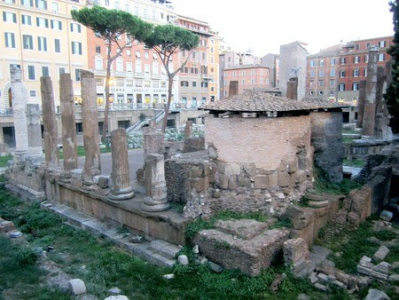 Largo di Torre Argentina. From My 7 Favourite Ancient Sites in Rome