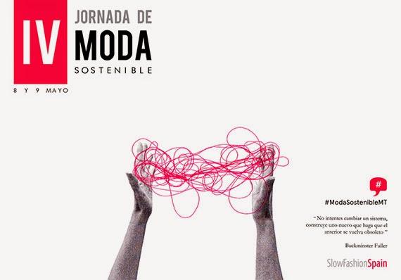 IV Jornada de Moda Sostenible, 8 y 9 de mayo 2015