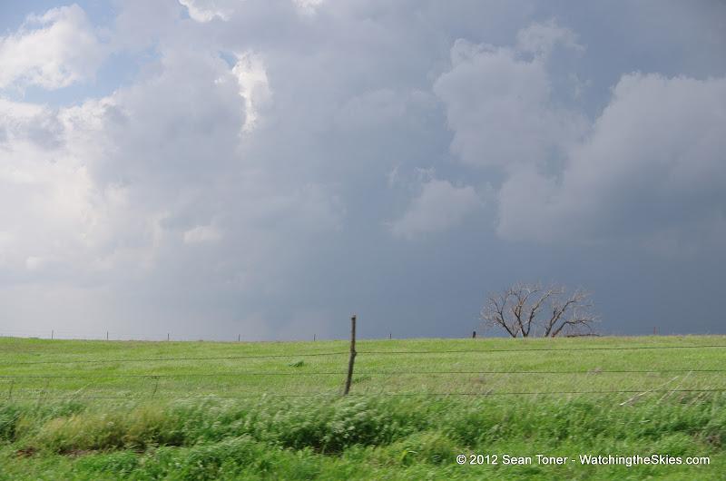 04-14-12 Oklahoma & Kansas Storm Chase - High Risk - IMGP0360.JPG