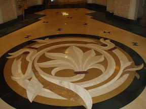 Flooring & Mosaics, Interior, Medallions