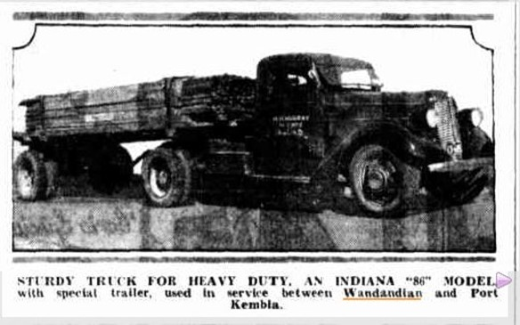 truck 1938