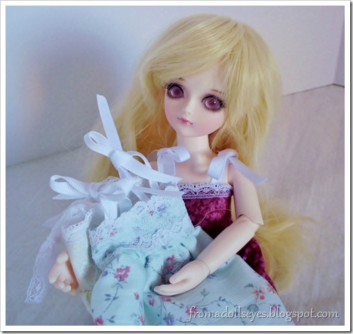 Of Bjd Fashion: Darling Little Sun Dresses