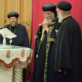 His Holiness Pope Tawadros II visit to St. Mark LA - DSC_0151.JPG