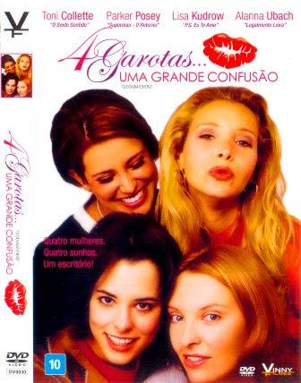 Baixar Filme 4 Garotas Uma Grande Confusão (Dual Audio)