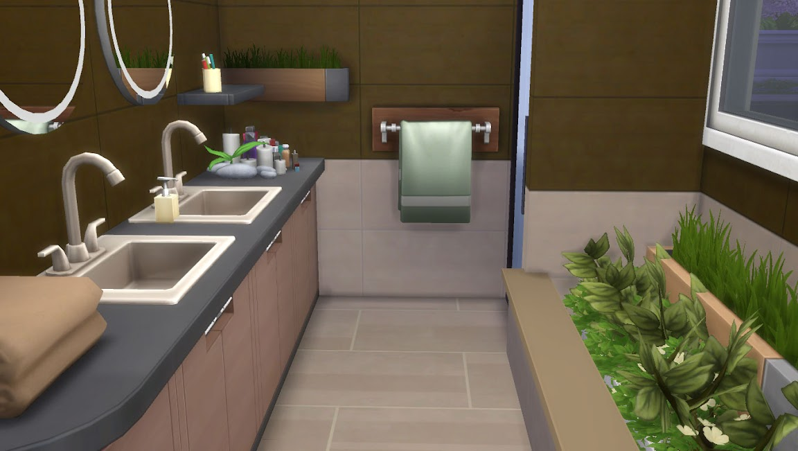 Blog: Zo maak je een prachtige badkamer in De Sims 4 - Pinguïntech