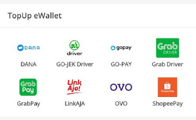 Top Up E-Wallet