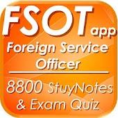 FSOT 8800 Study Notes & Quiz