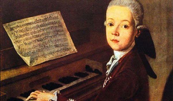 Молодий Моцарт