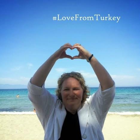 #LoveFromTurkey