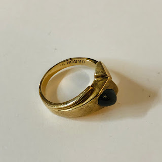 10 Kt. Gold Ring