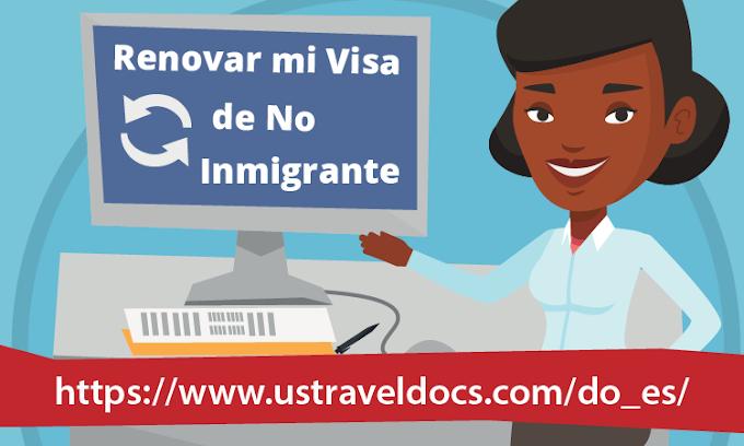 ¿Quiénes califican para renovar la visa de no inmigrante sin entrevista?