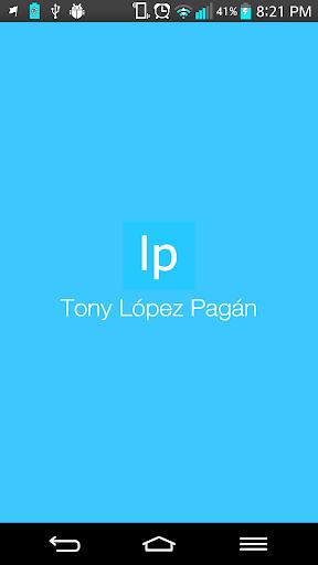 Tony López Pagán