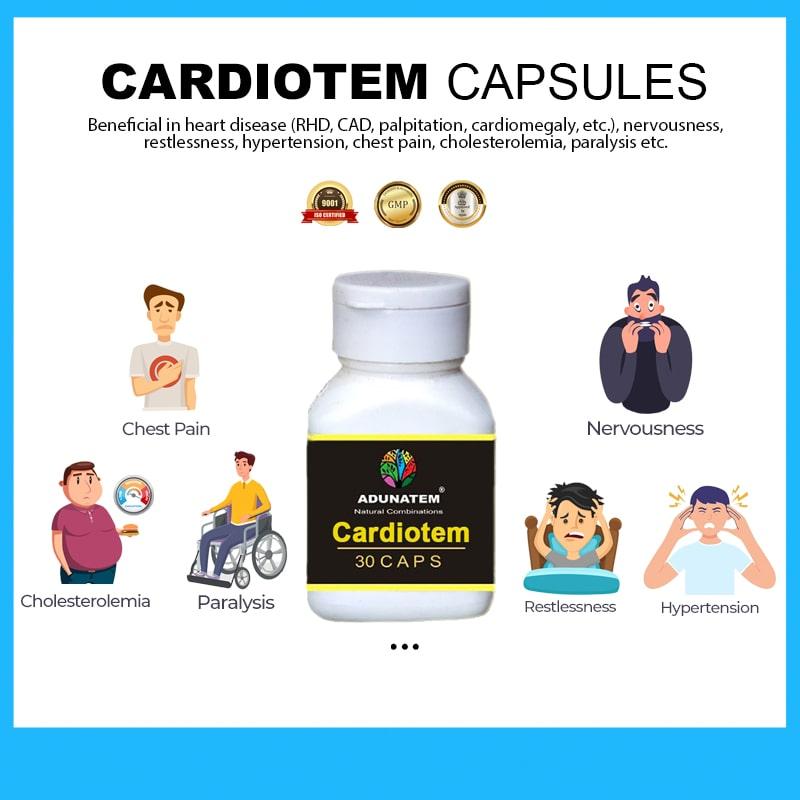 Cardiotem Capsule