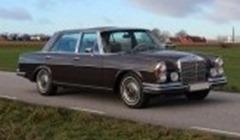 133 Mercedes 300 SEL