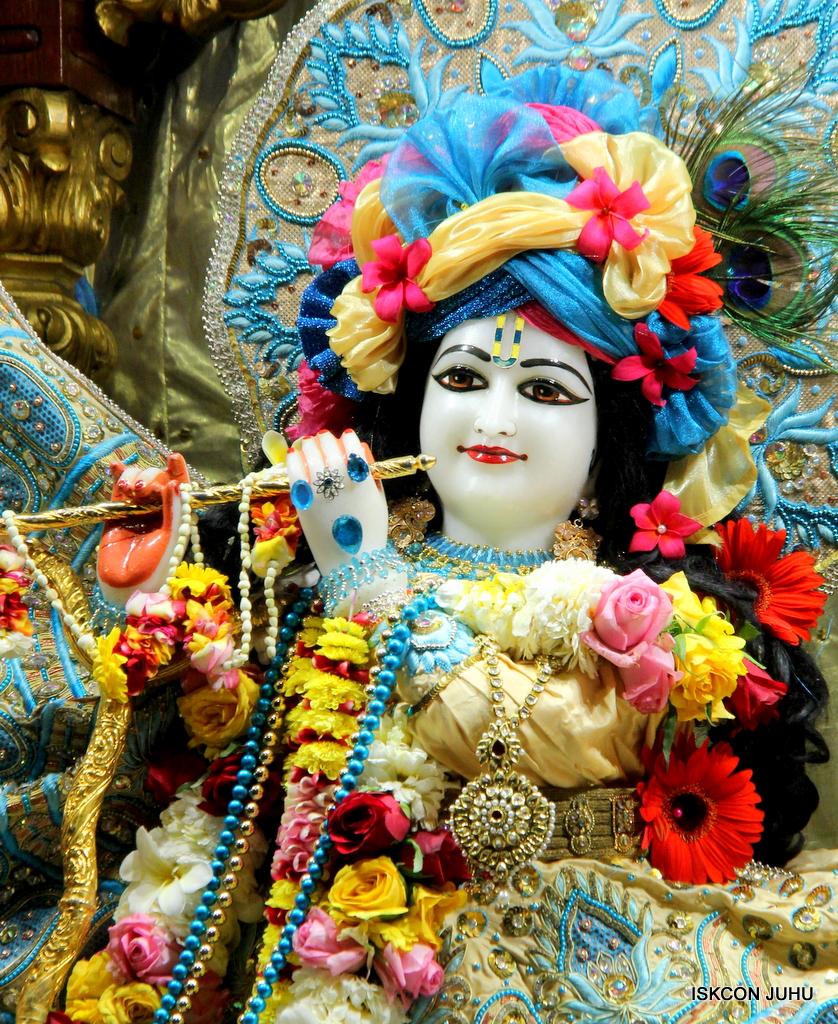 ISKCON Juhu Sringar Deity Darshan on 30th Dec 2016 (16)