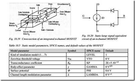 Analog Simulation:SPICE Transistor models | pcb design