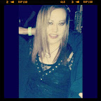 A blonder me at Bar Sinister in Hollywood last year.
