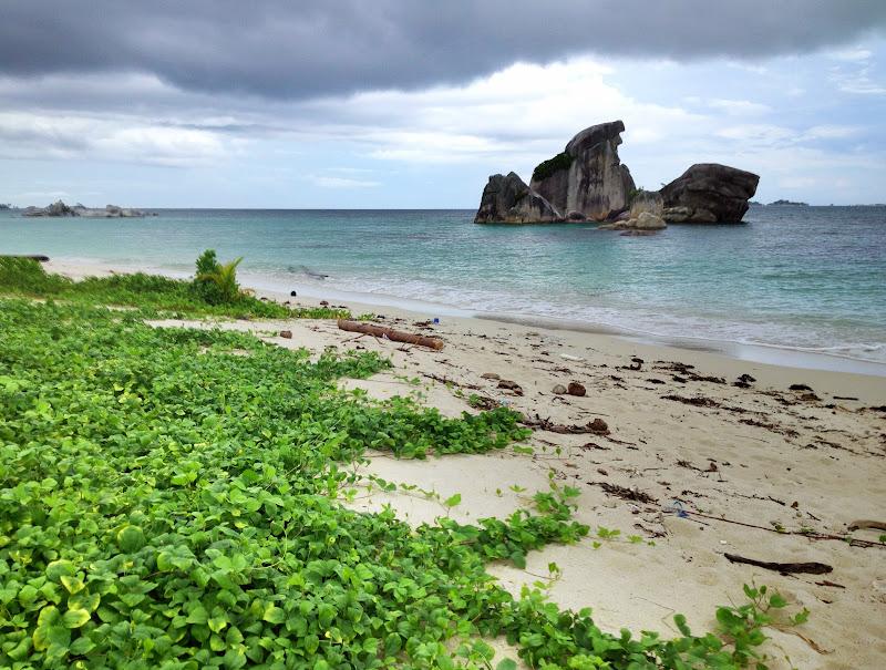 Pulang Kepala Burung (Bird Head Island), Belitung