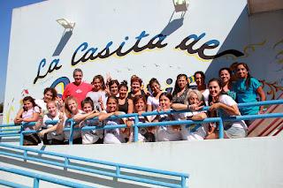 Jornada solidaria en la Casita de Sebastian- Moreno