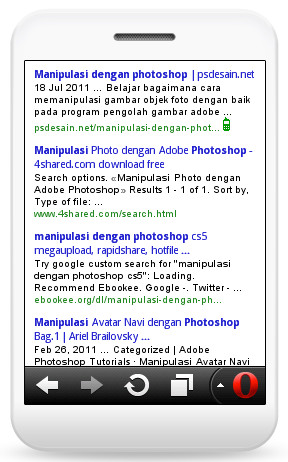 belajar photoshop mobile