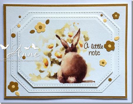 LOTV watercolour bunny