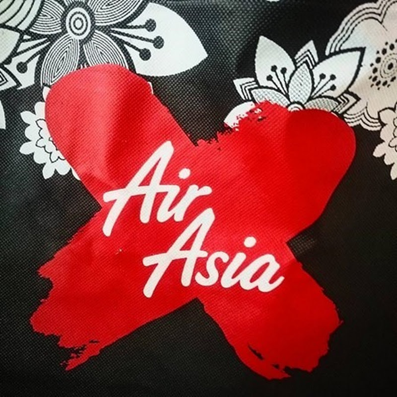 Ke di Osaka , Japan bersama AIR ASIA X