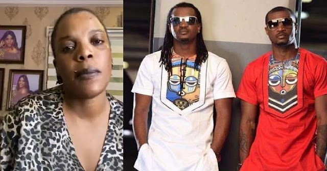 Empress Njamah sheds hot tears, begs Psquare To Reconcile As She Reflects On The Demise Of Sound Sultan [Video]