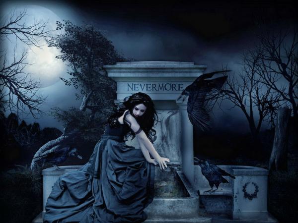 Funeral Raven, Ravens