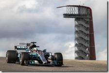 Lewis Hamilton ha conquistato la pole del gran premio degli Stati Uniti 2017