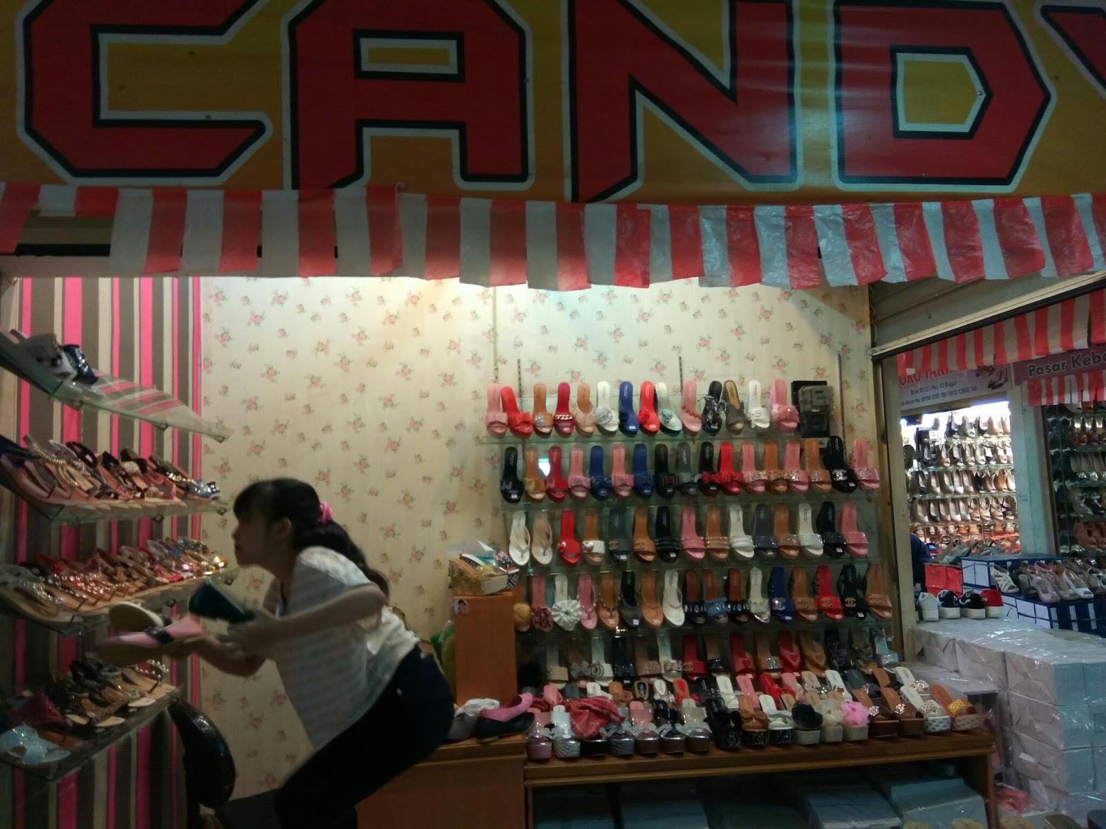 Grosir Cahaya Mutiara Sandal & Sepatu Kota Bogor: New ...