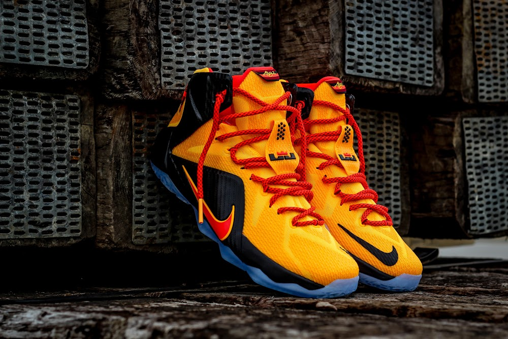 low priced 98595 002b0 ... One More Look at CLE aka WITNESS Nike LeBron 12 ...