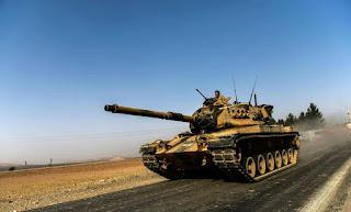 L'armée turque ouvre un nouveau front en Syrie contre l'EI