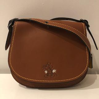 Coach X Disney Limited Edition Crossbody Bag