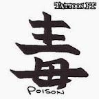 poison - tattoos for women