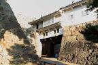 城門の種類:櫓門 (姫路城 「ぬ」の門)