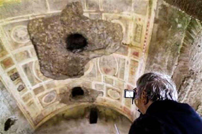 Italy: Rome seeks 31 mln euros to save Nero's palace