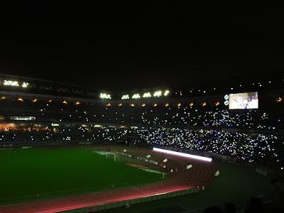 横浜F・マリノス vs FC東京 暗転