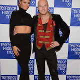 OIC - ENTSIMAGES.COM - Chloe Sims and Phillip Baldwin at the Terrence Higgins Trust's 'The Auction' in London 12th March 2015