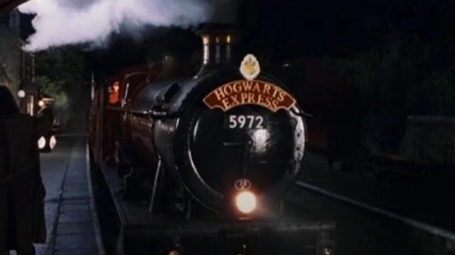 1º de Setembro Dia de Volta as Aulas em Hogwarts
