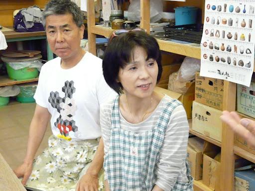 佐々木和明さん、則子さんご夫妻