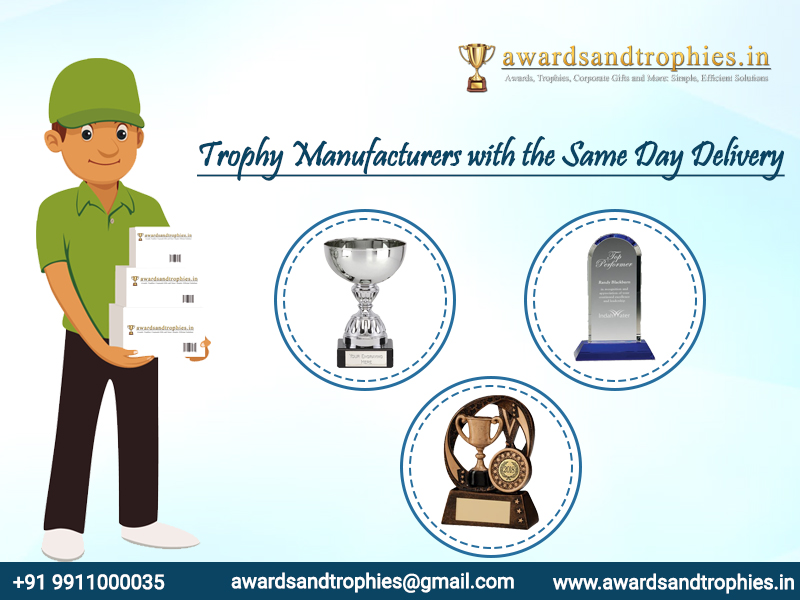 Trophy manufacturers