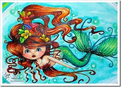 Meribelle Swimming Around (4)