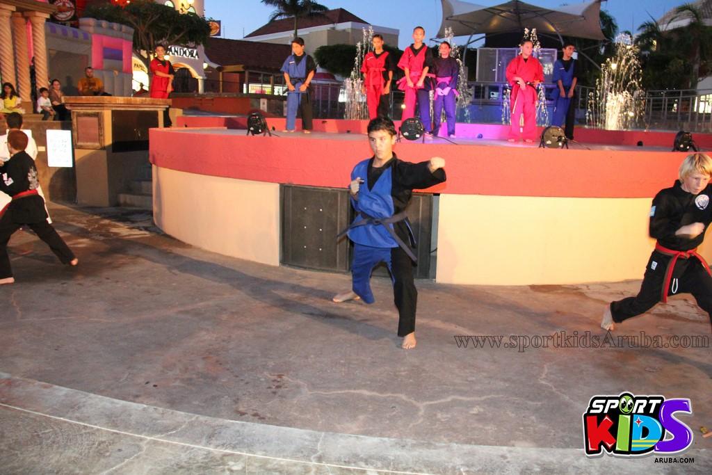 show di nos Reina Infantil di Aruba su carnaval Jaidyleen Tromp den Tang Soo Do - IMG_8647.JPG