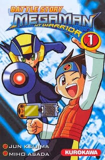 Rockman Exe - Megaman Nt Warrior