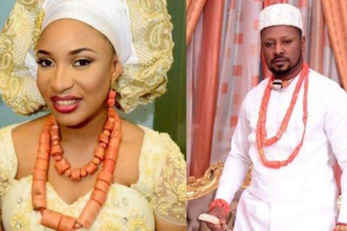 Tonto Dikeh's Ex-boyfriend, Prince Kpokpogri Allegedly Arrested, Detained By The Police