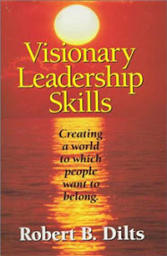 Cover of Robert Dilts's Book Visionary Leadership Skills