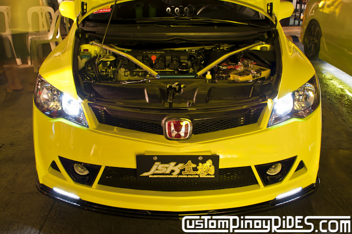 Honda Civic FD Twins by JSK Custom Paint and Auto Works Custom Pinoy Rides Car Photography pic6