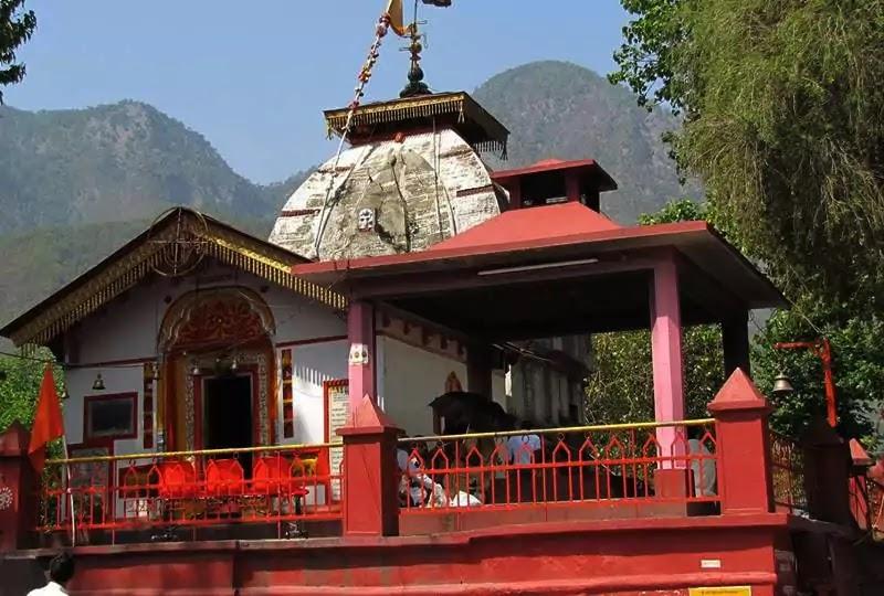 Kashi Vishwanath Temple Uttarkashi