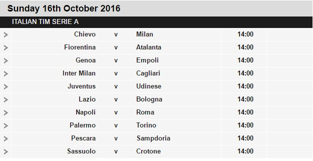 Serie%2BA%2Bschedule%2B8 Planning a Football Trip to Italy - SERIE A FIXTURES 2016/17