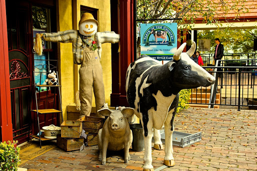 Udderly fanciful Country Style, Australia